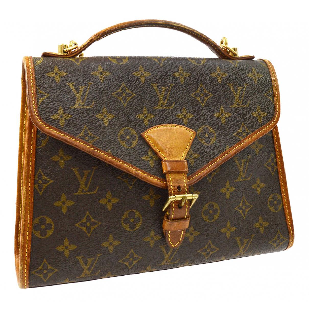 Bolso  Bel Air de Lona Louis Vuitton