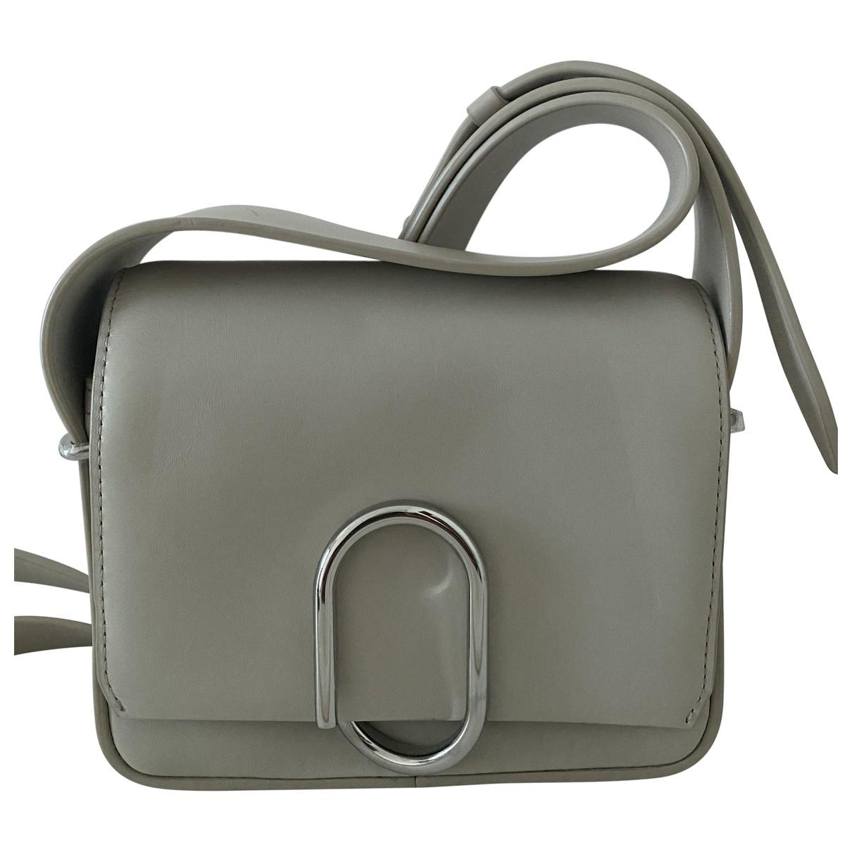 3.1 Phillip Lim Alix Handtasche in  Beige Leder