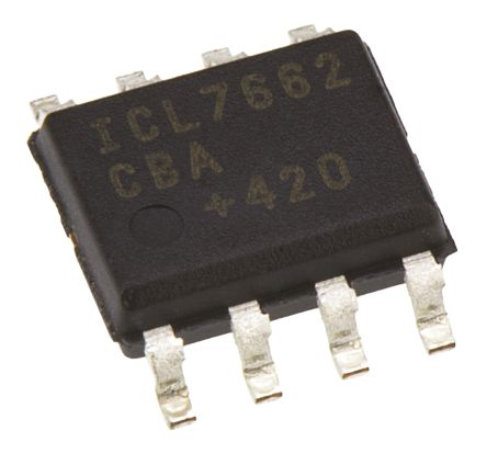 Maxim Integrated CMOS VOLTAGE CONVERTERS, ICL7662CBA+ (100)