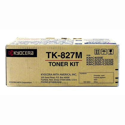 Kyocera-Mita TK827M cartouche de toner originale magenta