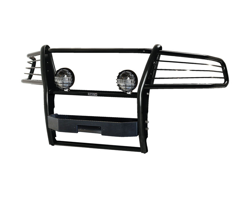 Westin Automotive 40-92365 Sportsman Winch Mount Grille Guard Black Ford F-450 Super Duty 08-10