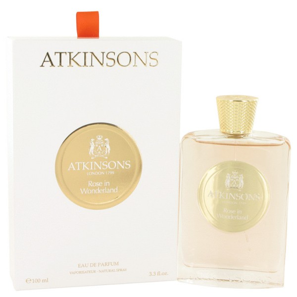 Rose In Wonderland - Atkinsons Eau de Parfum Spray 100 ml
