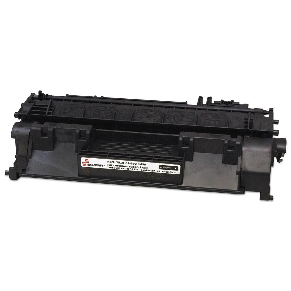 Compatible HP CE320A (128A) Toner Cartridge (Black)
