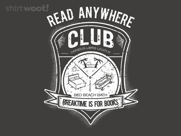 Bookbreaker T Shirt