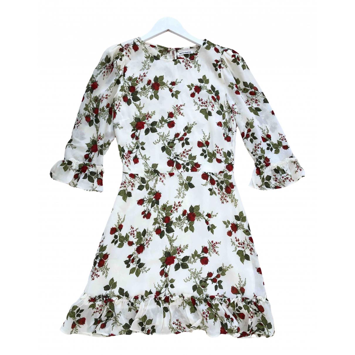 Reformation N Ecru dress for Women 4 US