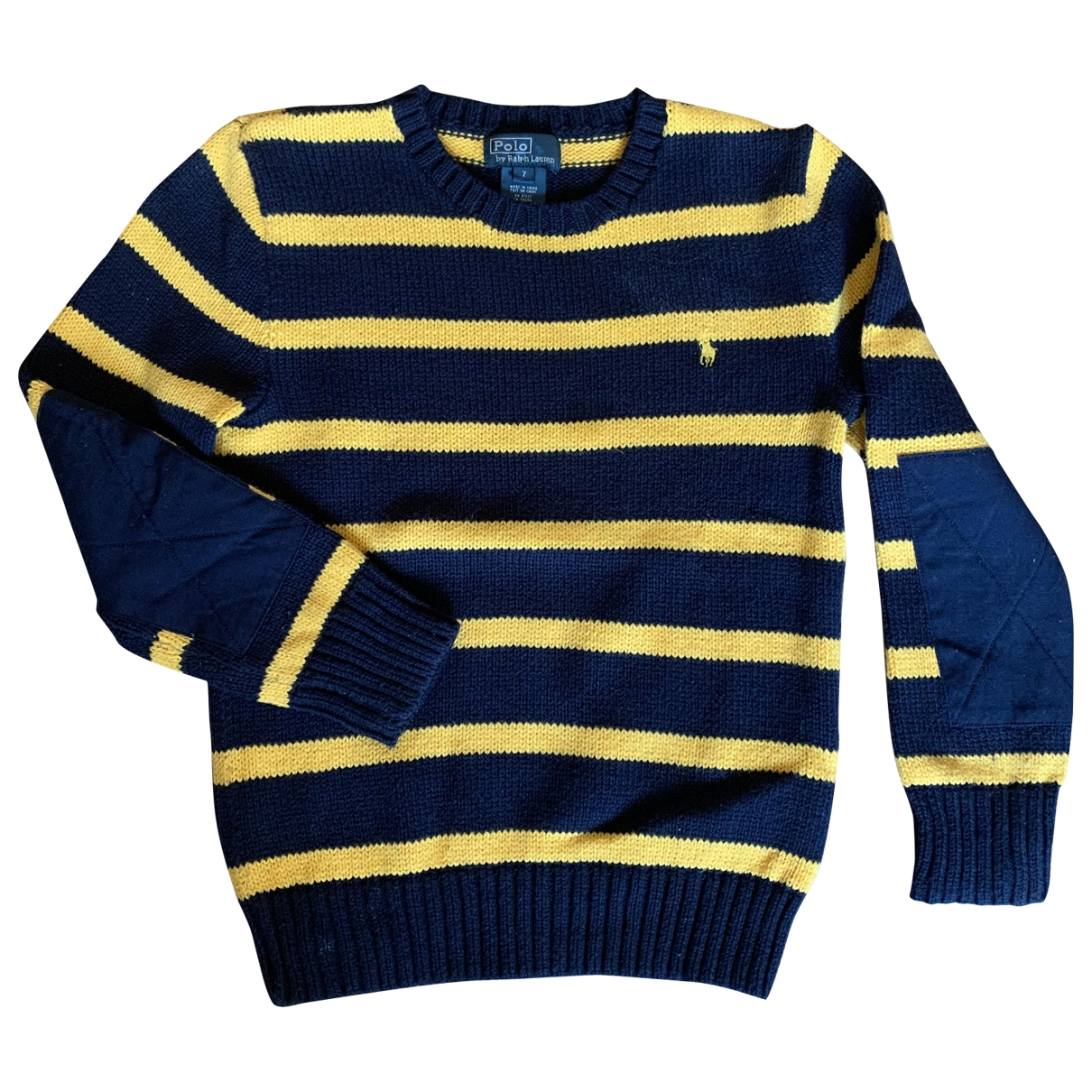 Polo Ralph Lauren \N Multicolour Cotton Knitwear for Kids 8 years - up to 128cm FR