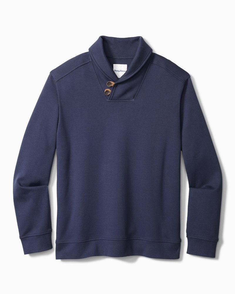 Martinique Shawl Sweatshirt