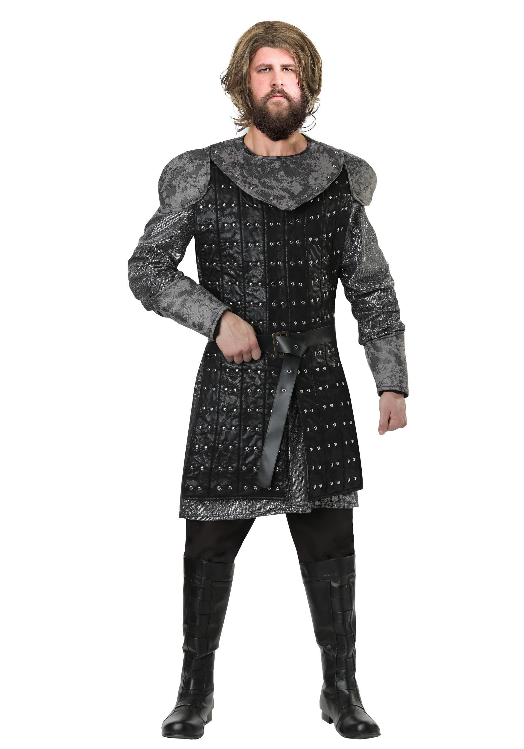 Wolf Warrior Costume for Men
