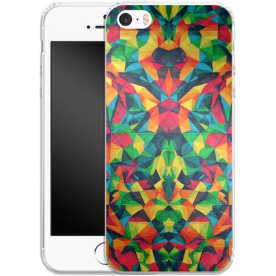 Apple iPhone 5 Silikon Handyhuelle - Everything von Georgiana Teseleanu