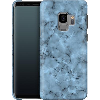 Samsung Galaxy S9 Smartphone Huelle - Blue Marble von caseable Designs