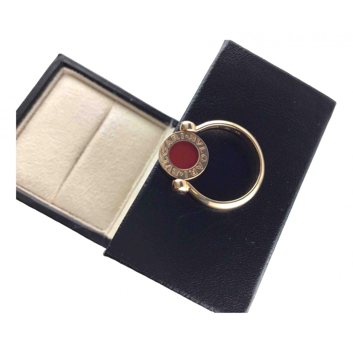 Bvlgari - Bague Bulgari Bulgari pour femme en or rose - rose