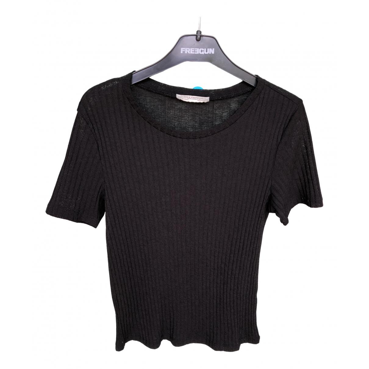 Zara \N Black Cotton  top for Women S International