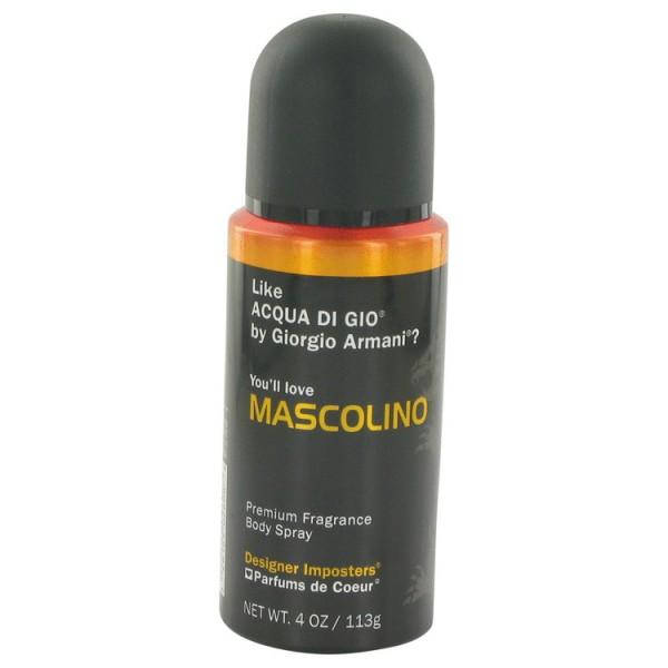 Designer Imposters Mascolino - Parfums De Coeur Korperspray 120 ML