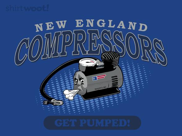 Get Pumped! T Shirt