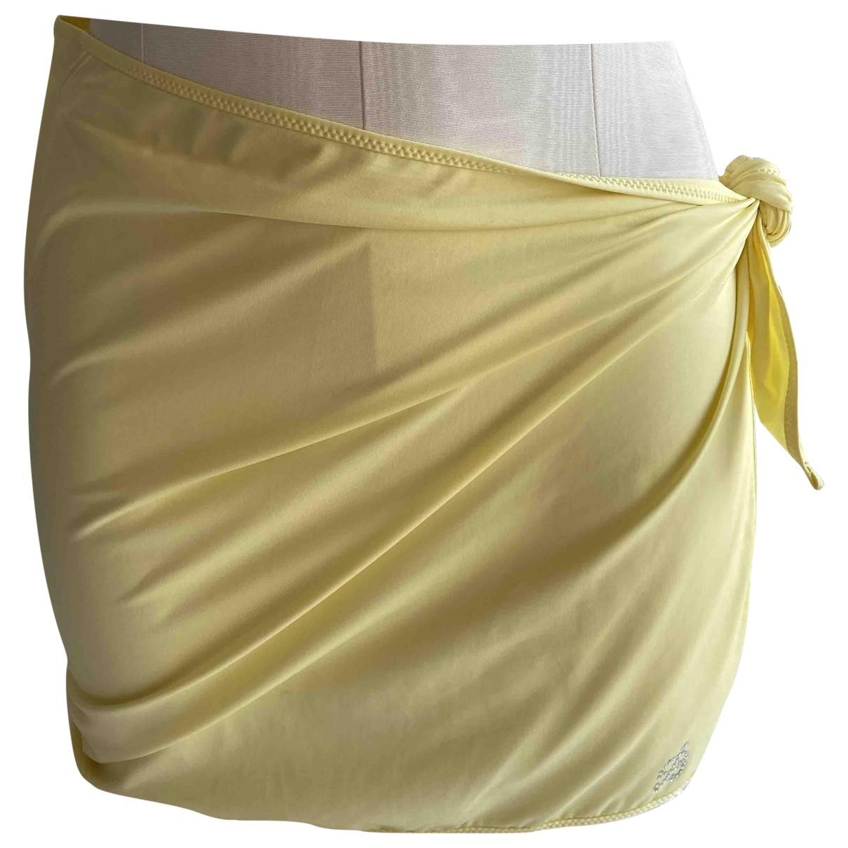 Blumarine \N Badeanzug in  Gelb Synthetik