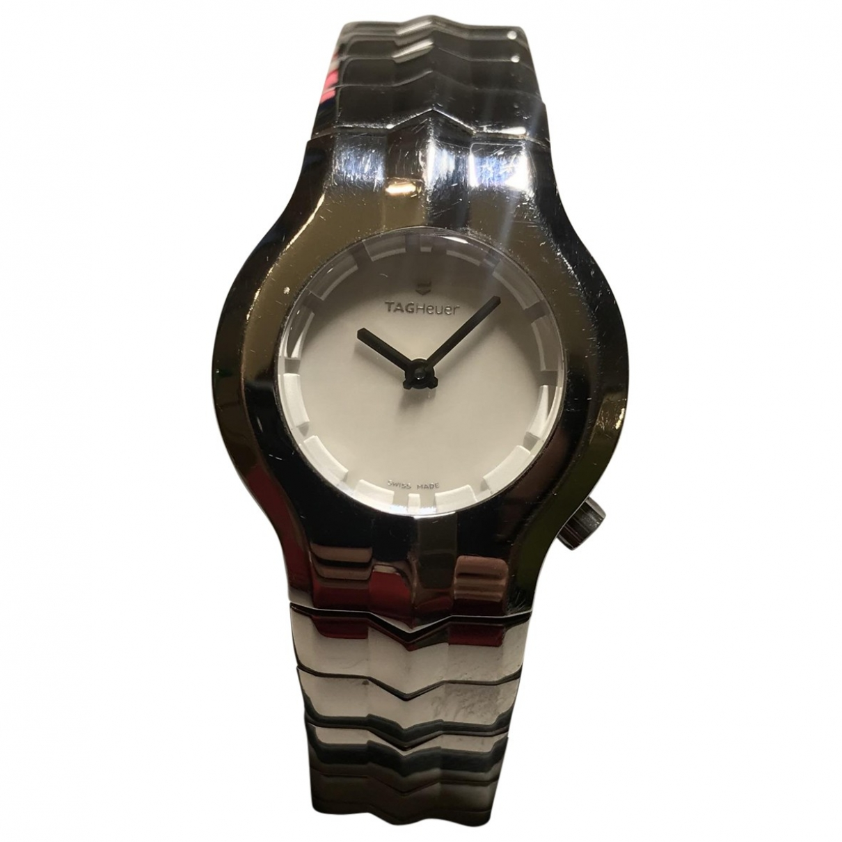 Tag Heuer Alter Ego Silver Steel watch for Women \N