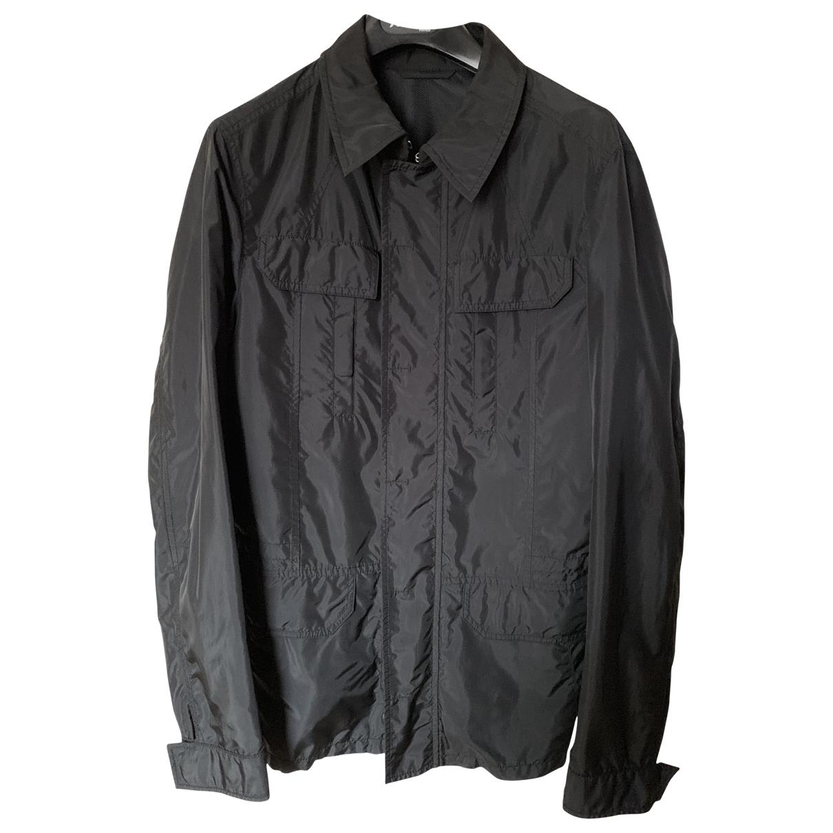 Z Zegna \N Black jacket  for Men S International