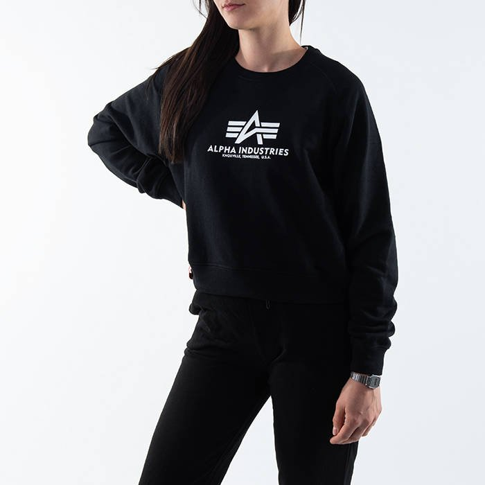 Alpha Industries Boxy Sweater Wmn 128052 03