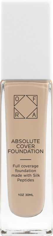 Absolute Cover Foundation - 1 (a light shade w/ a neutral undertone)