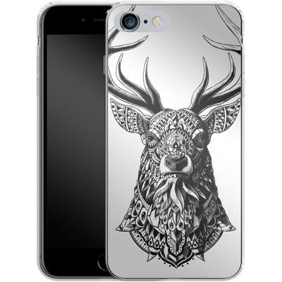 Apple iPhone 6 Plus Silikon Handyhuelle - Ornate Buck von BIOWORKZ