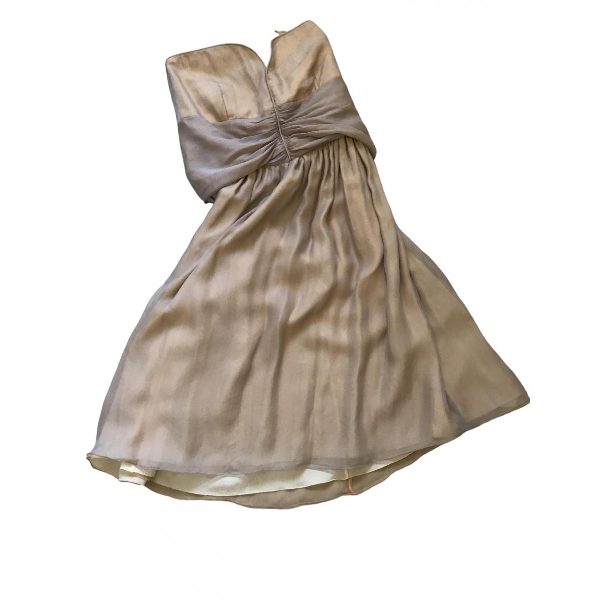 Giorgio Armani - Robe   pour femme en soie