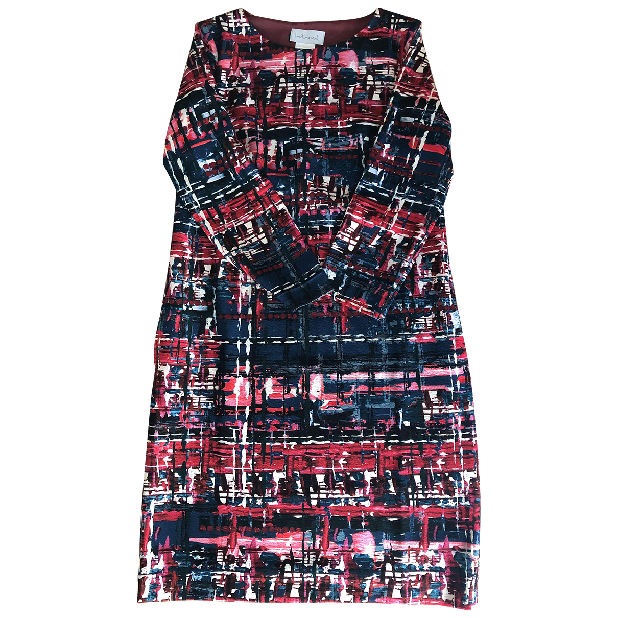 Intrend N Red dress for Women 44 IT