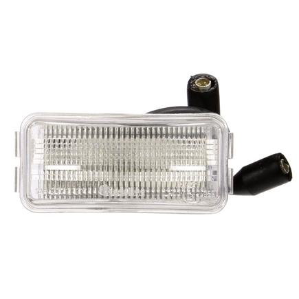 Truck Lite 15205 - 15 Series, Led, 3 Diode, License Light, Rectangu...