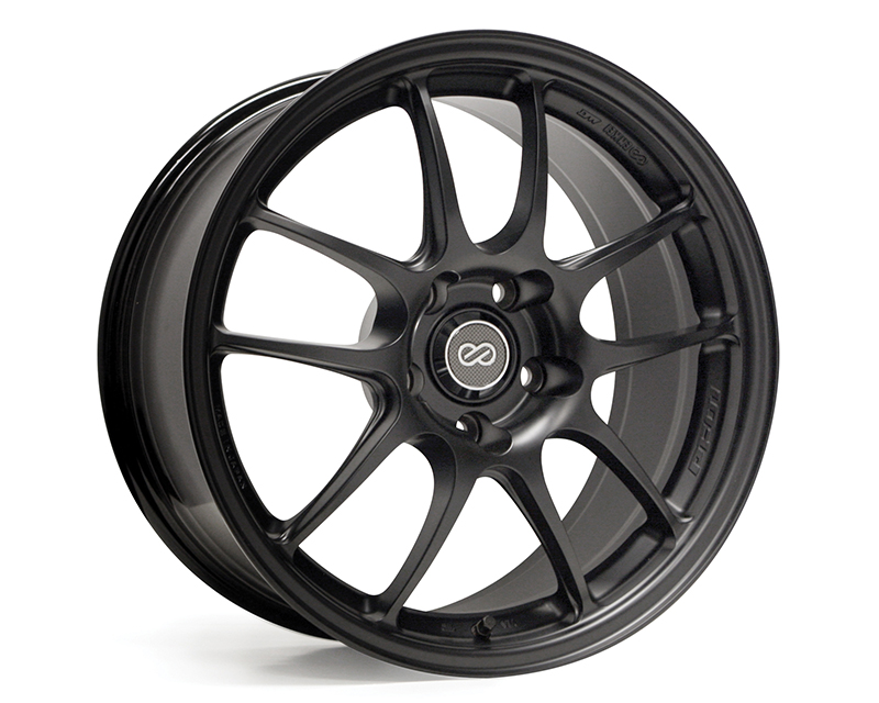 Enkei PF01 Wheel Racing Series Black 18x8.5 5x114.3 35mm