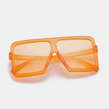 Men Flat Top Sunglasses