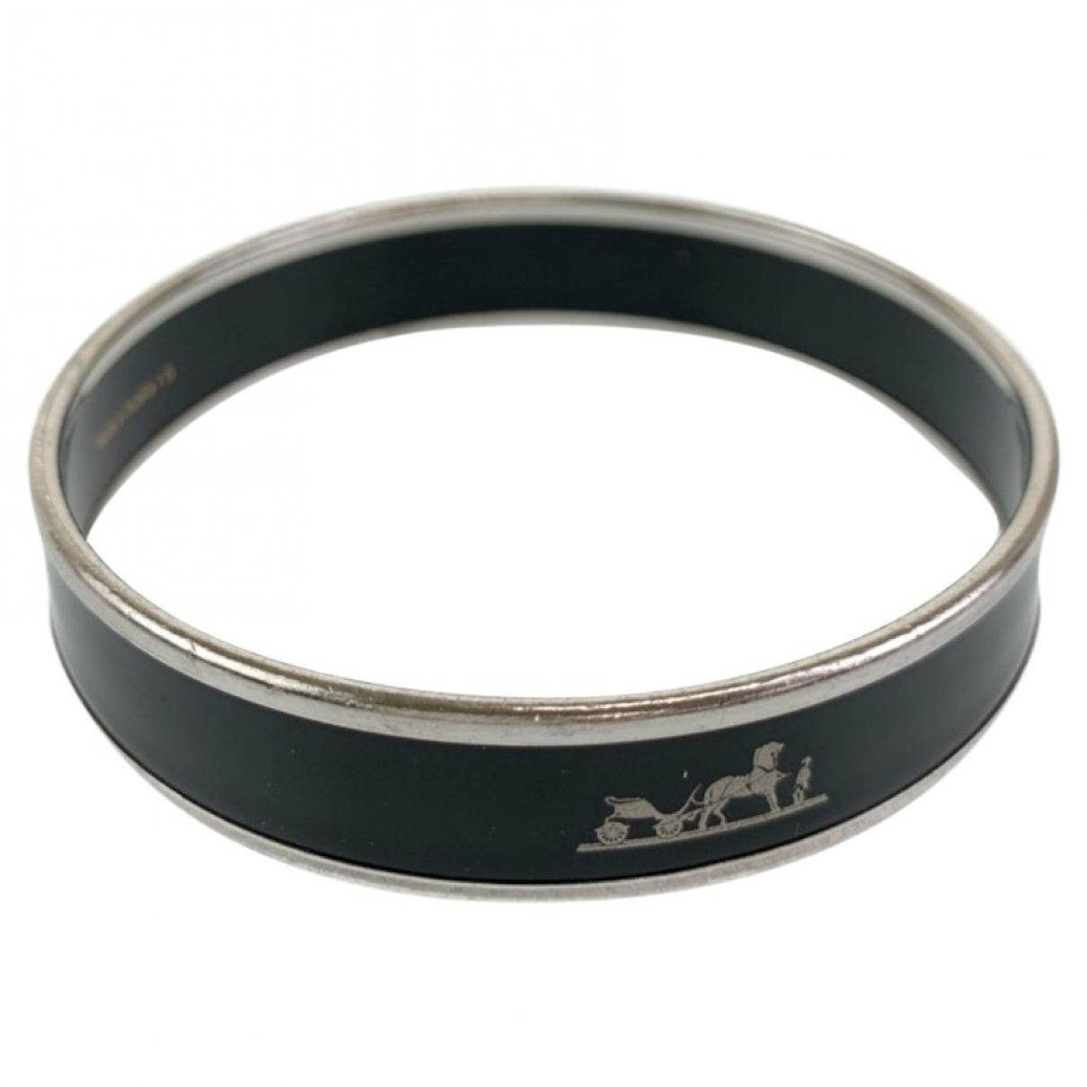 Hermes Bracelet Email Armband in  Silber Silber
