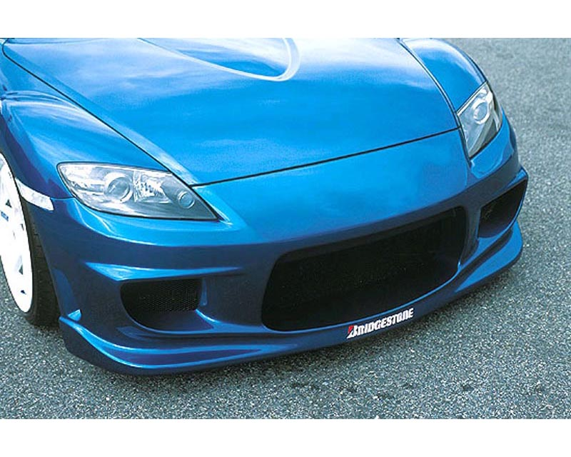 INGS N-Spec 3 pc Body Kit Hybrid Mazda RX-8 SE3P 03-11