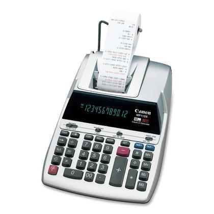 Canon MP11DX 12-Dight Professional High-Speed Desktop Printing Calculator 438895