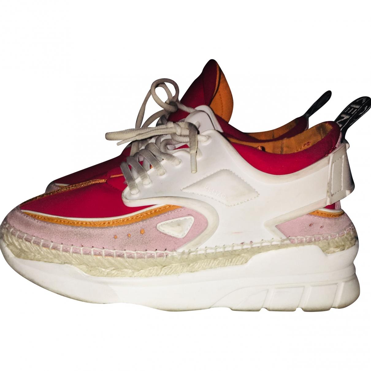 Kenzo \N Sneakers in  Bunt Leder