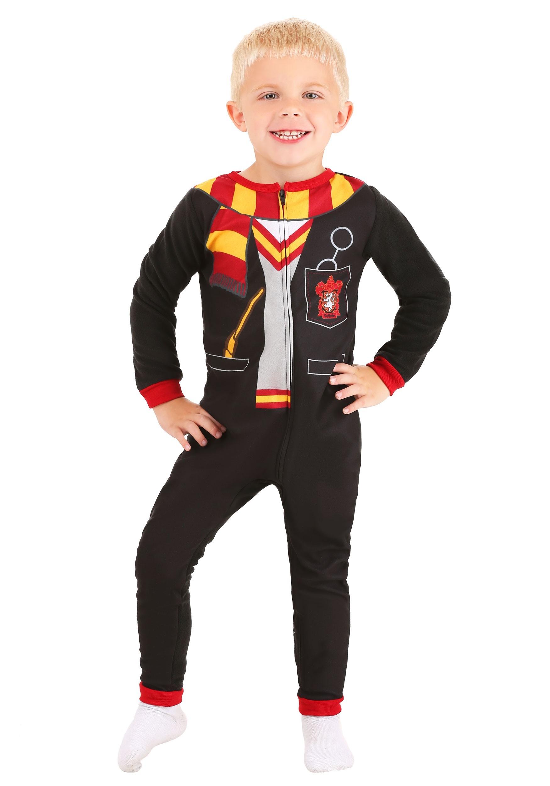 Harry Potter- Toddler Union Suit