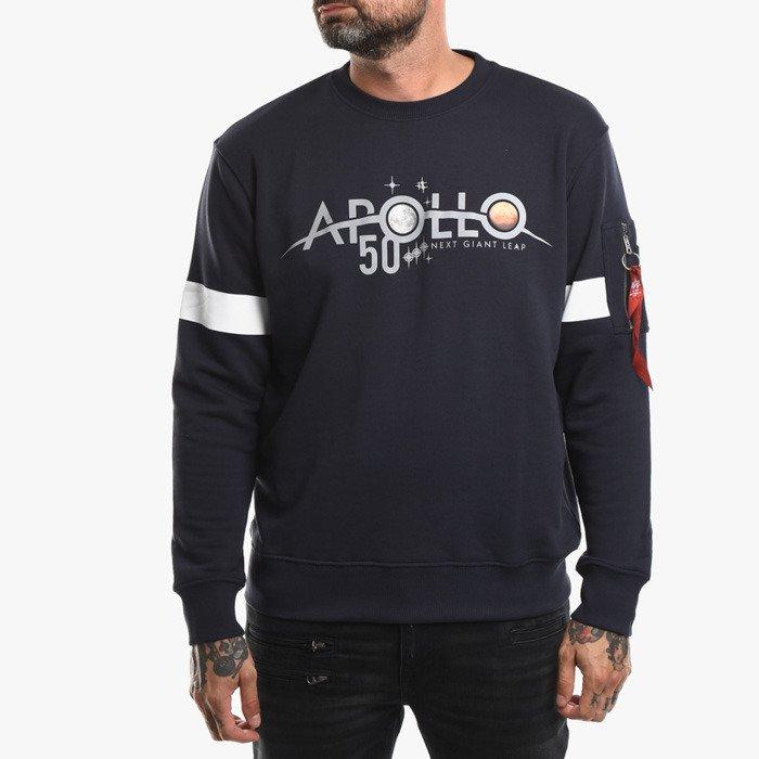 Alpha Industries Apollo 50 Reflective Sweater 198365 07