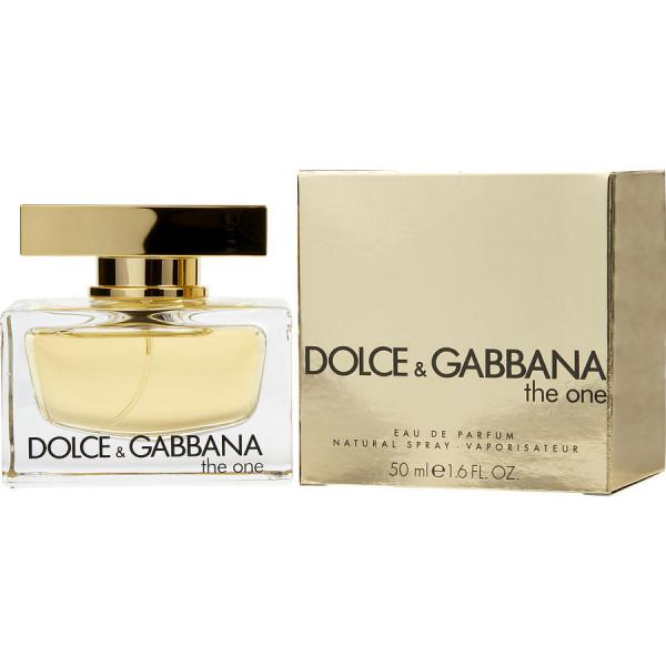 Dolce & Gabbana - The One Pour Femme : Eau de Parfum Spray 1.7 Oz / 50 ml