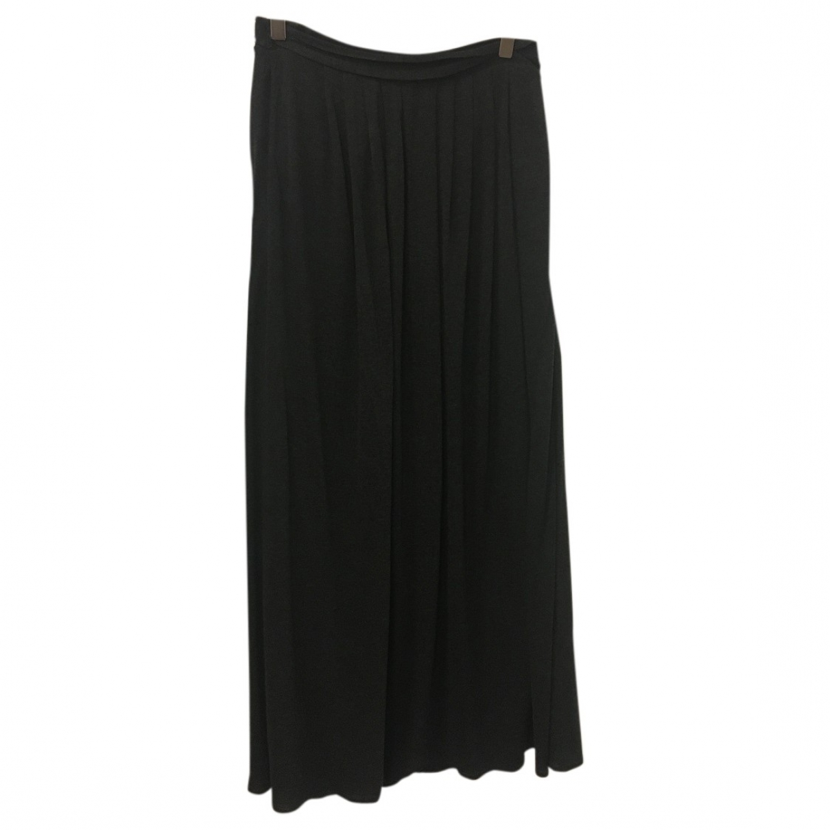 Max Mara Weekend \N Anthracite Wool skirt for Women XS International