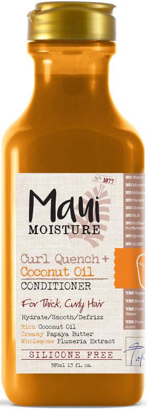 Curl Quench + Coconut Oil Conditioner