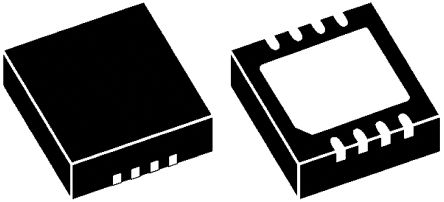 ON Semiconductor ON Semi 60V 6A, Schottky Diode, 8-Pin WDFN NRVTS360ETFSWFTAG (1500)