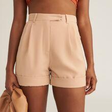 PREMIUM Shorts bajo de doblez