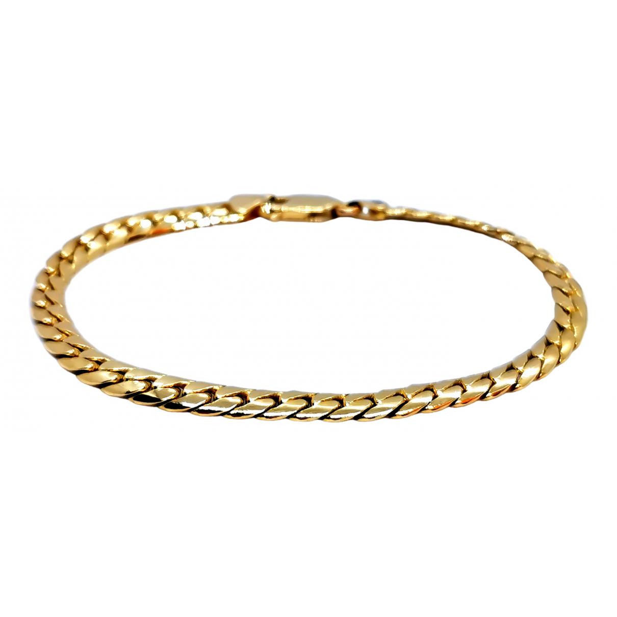 Autre Marque - Bracelet   pour femme en or jaune - dore
