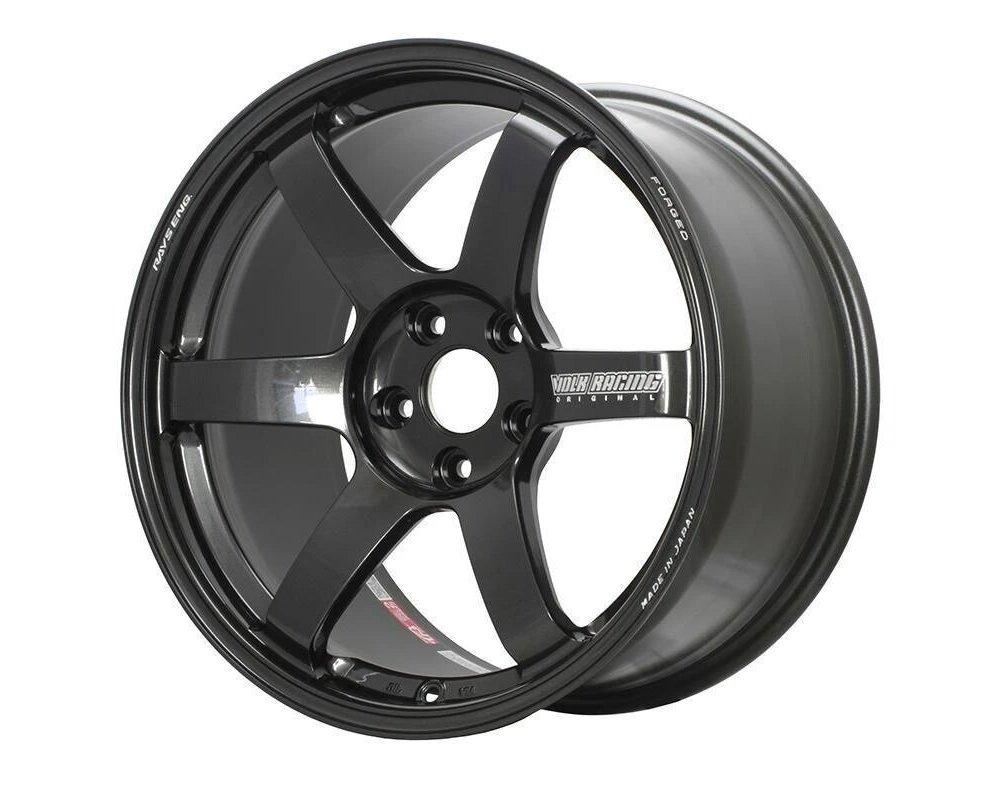 Volk Racing WVDGX38E9 TE37 Saga Wheel 18x9.5 5x114.3 38mm Gloss Black