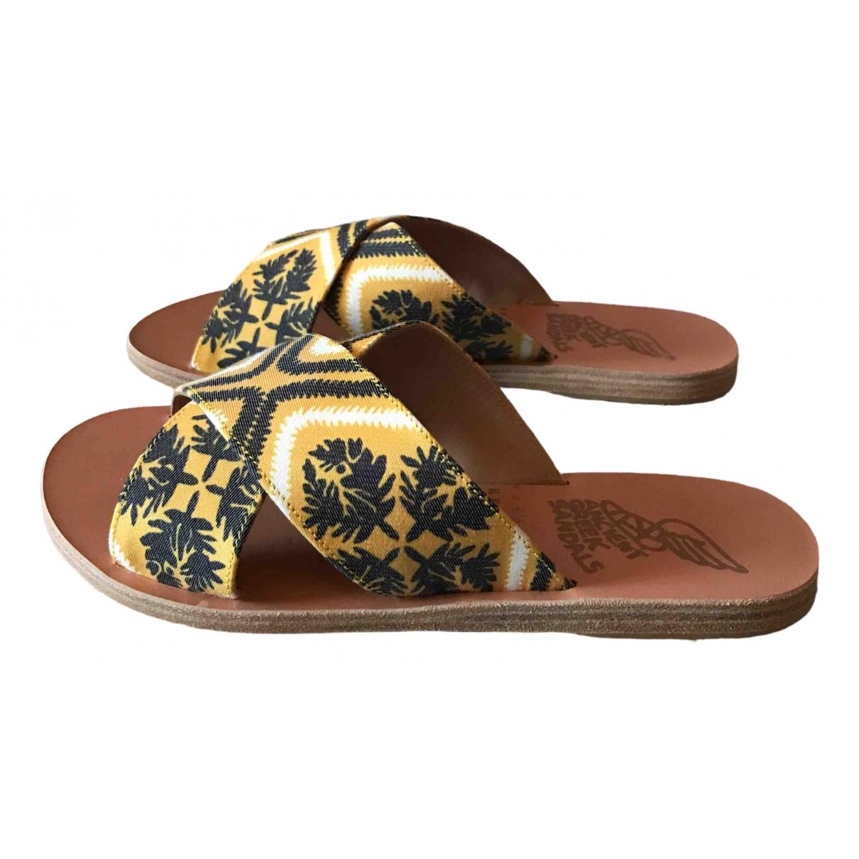 Sandalias de Cuero Ancient Greek Sandals