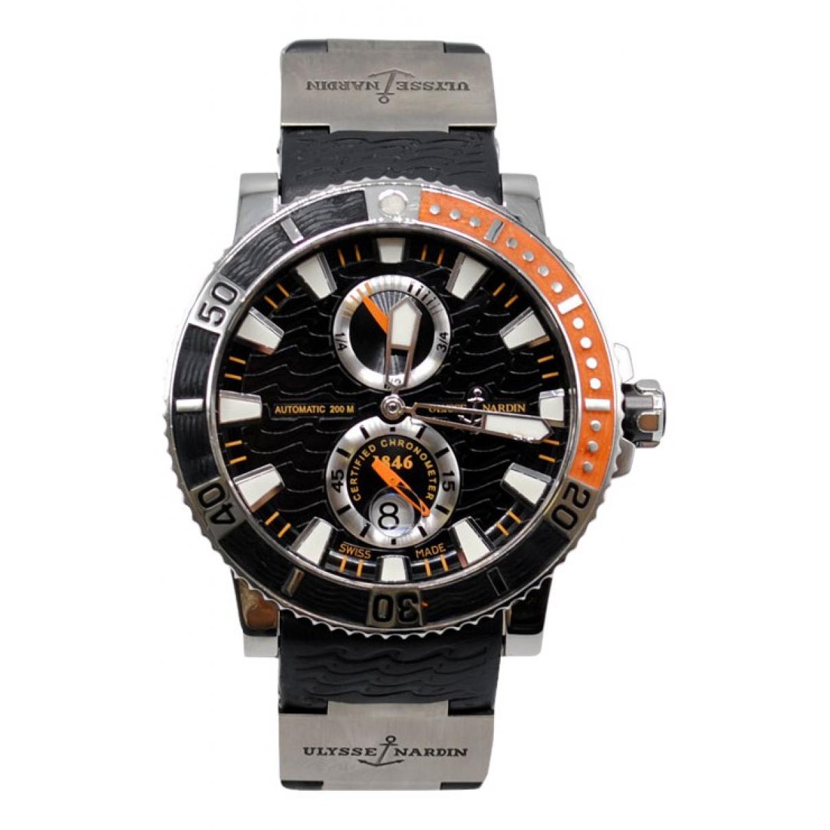 Relojes Marine Chronographe Ulysse Nardin