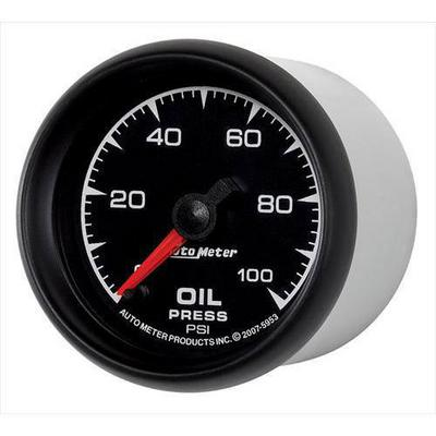 Auto Meter ES Electric Oil Pressure Gauge - 5953