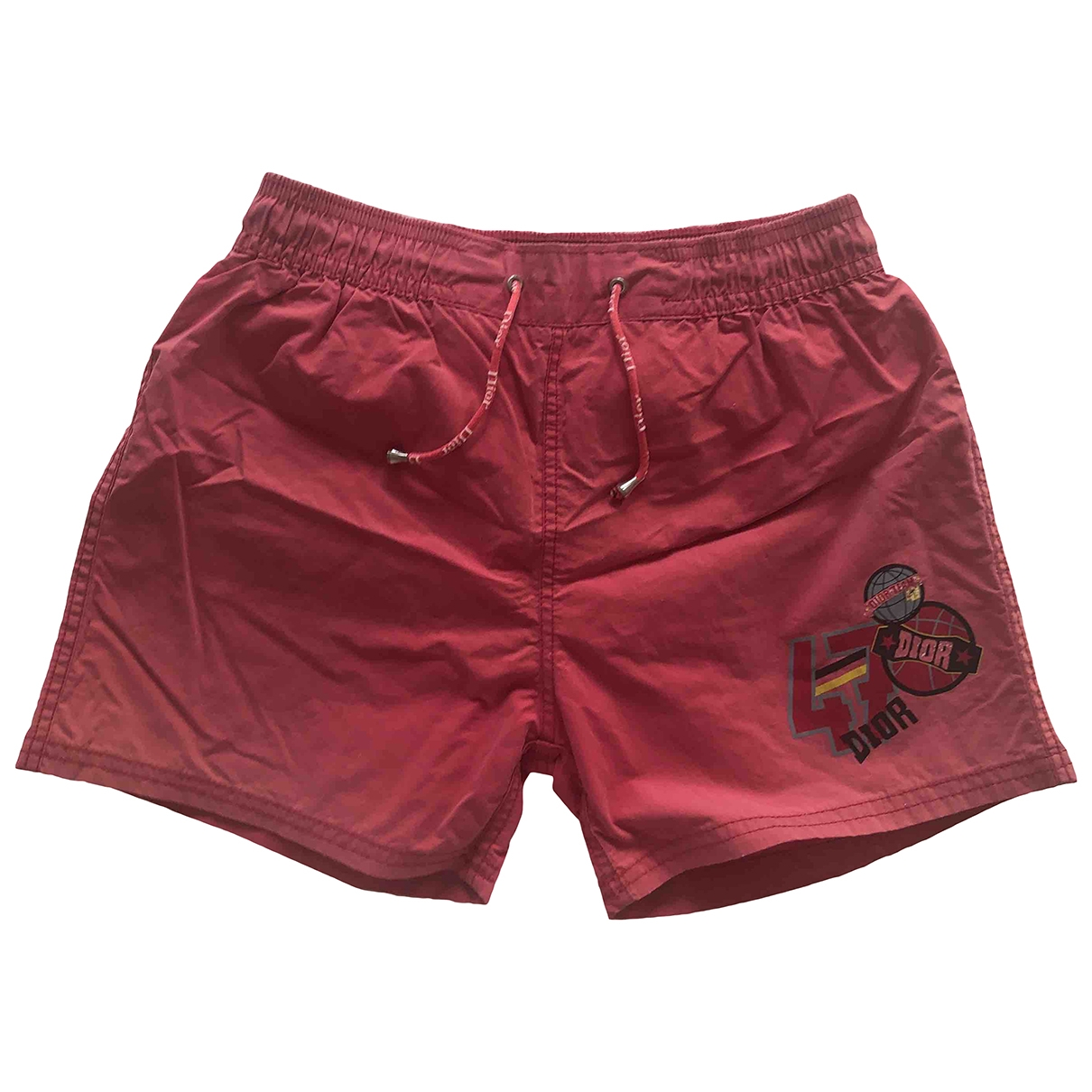 Dior \N Red Shorts for Kids 10 years - up to 142cm FR