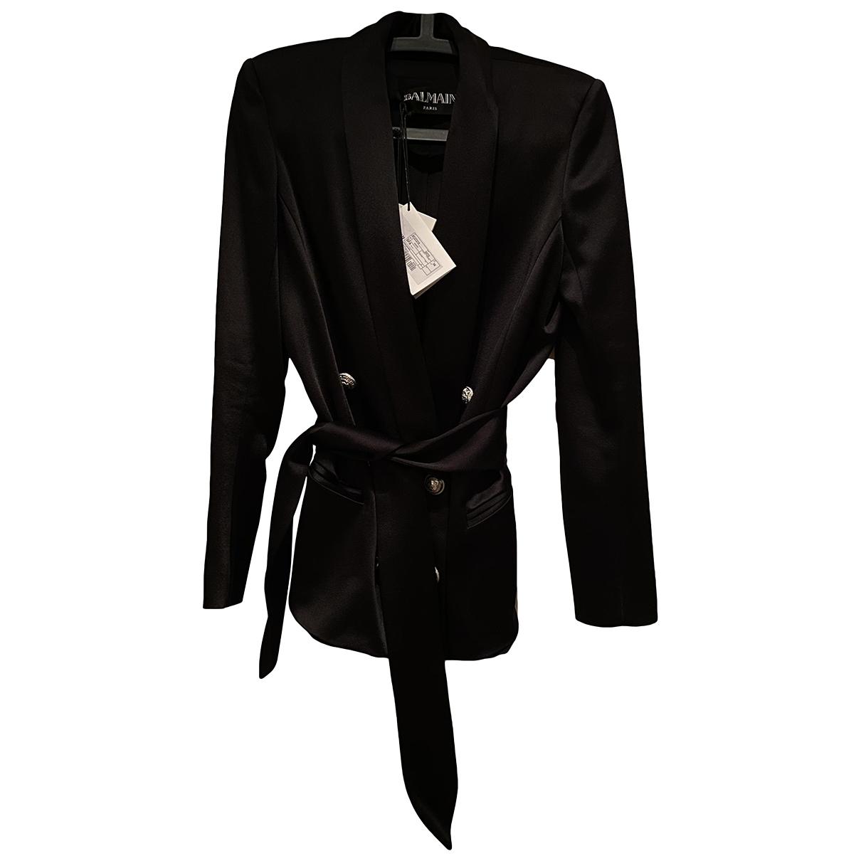 Balmain - Veste   pour femme - noir