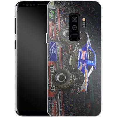 Samsung Galaxy S9 Plus Silikon Handyhuelle - Bigfoot Jump von Bigfoot 4x4