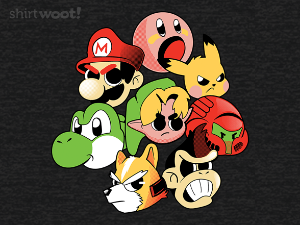 Original Smashers T Shirt
