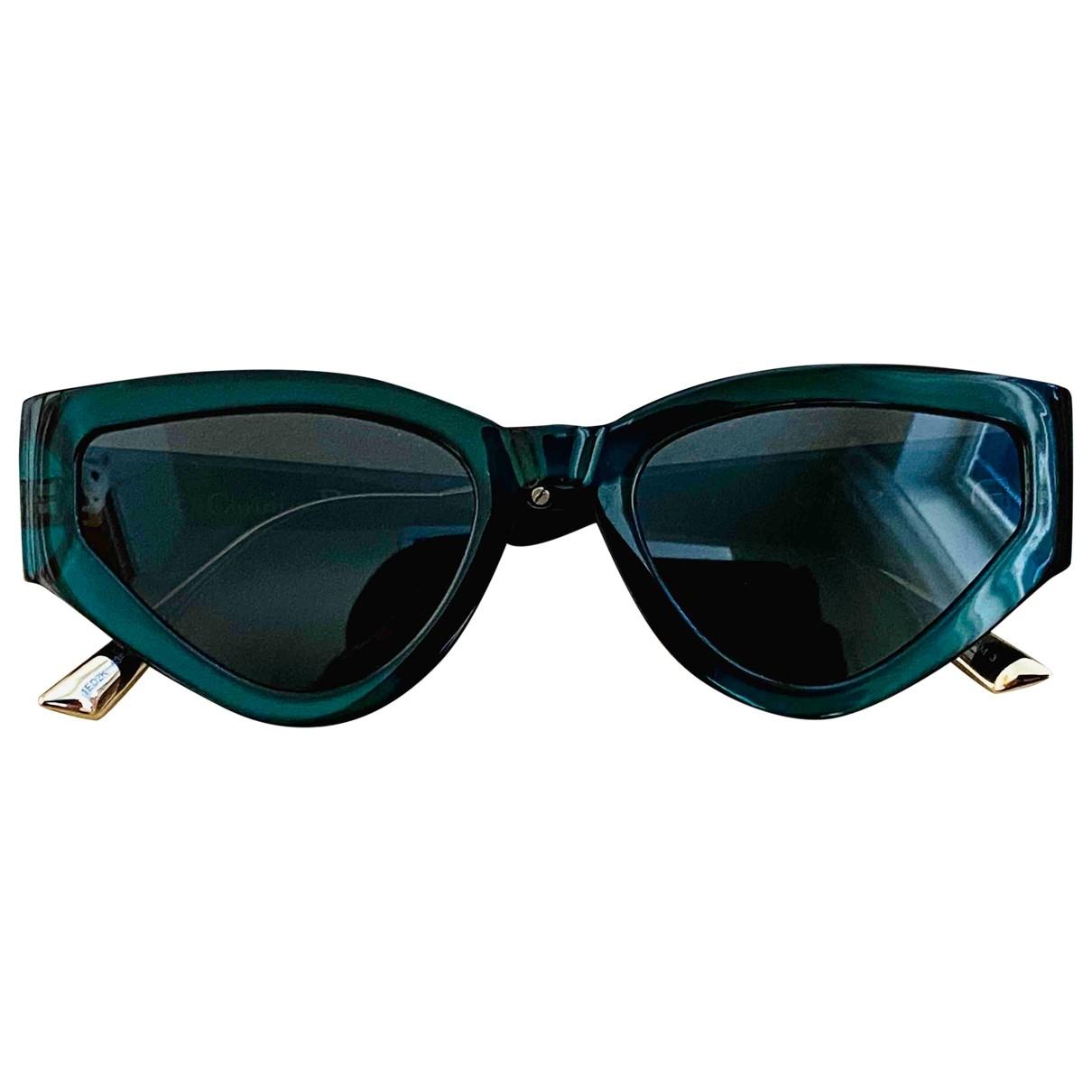 Dior - Lunettes   pour femme - vert